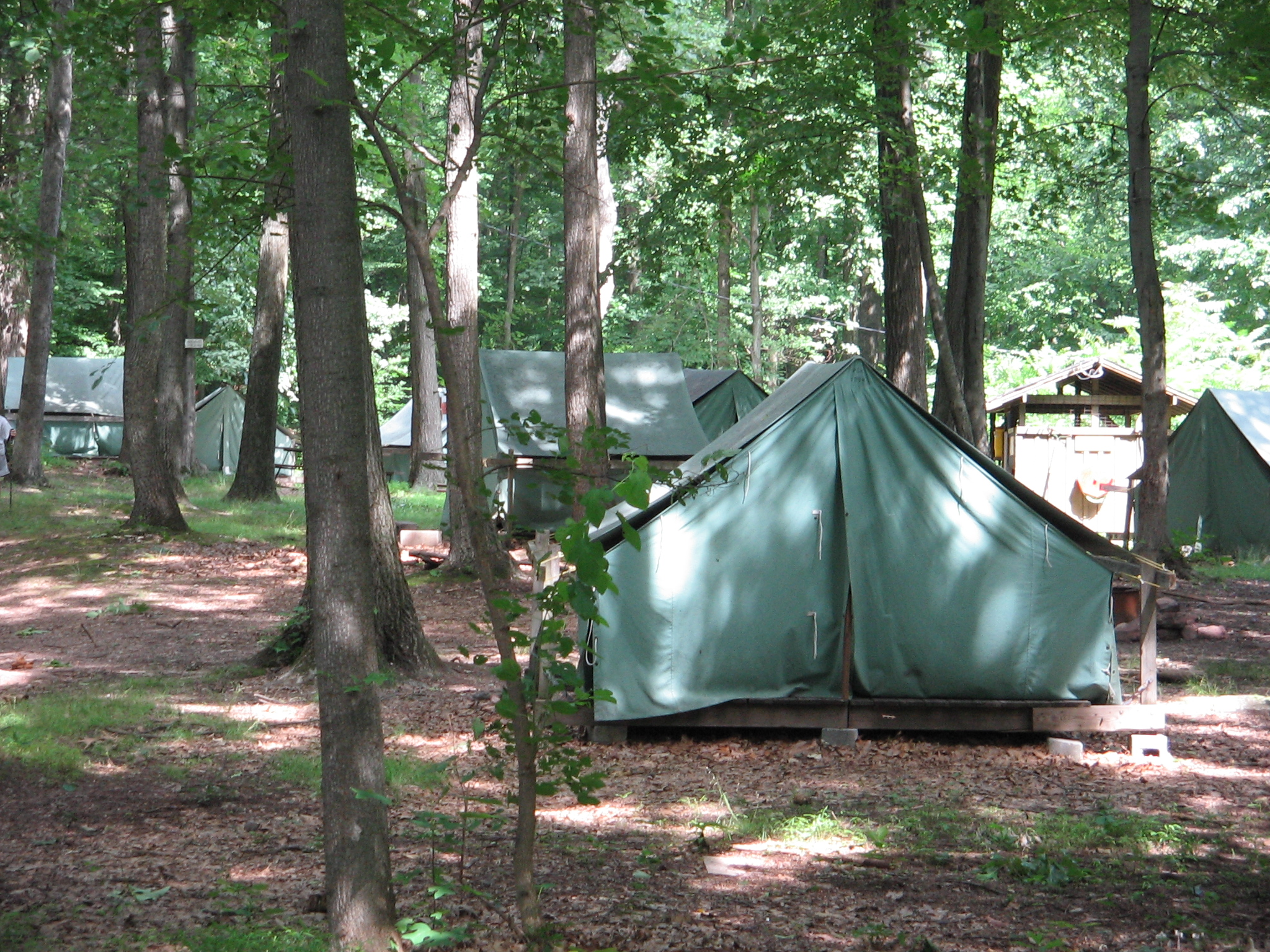 C& Mack Map & J. Edward Mack Scout Reservation | PA Dutch Council BSA