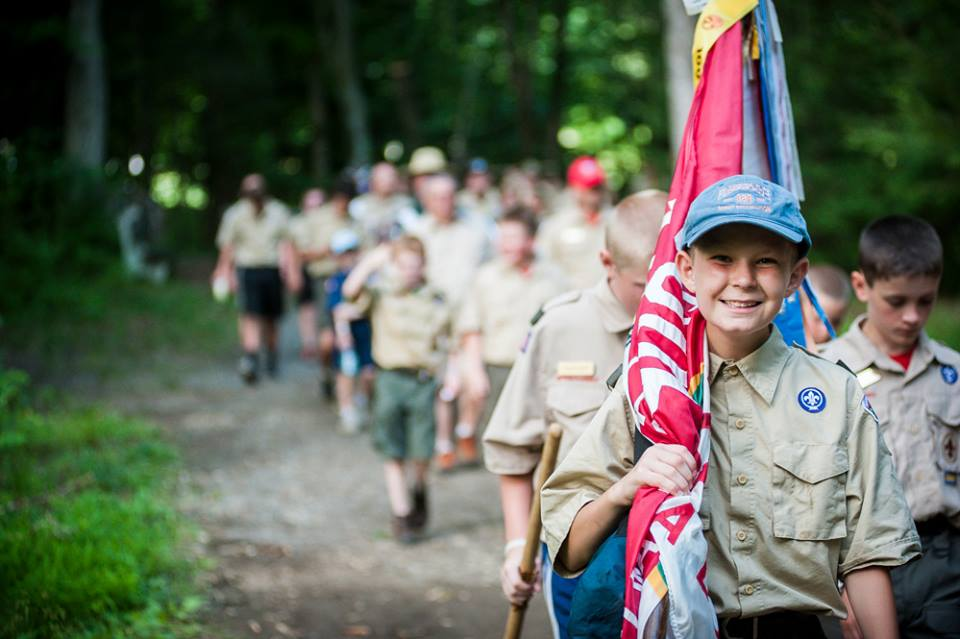 Bashore Summer Camp  Pa Dutch Council Bsa