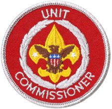 Unit Commissioner Emblem