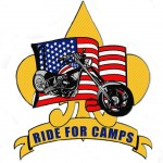 ride for camps logo