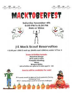 Macktoberfest 2017