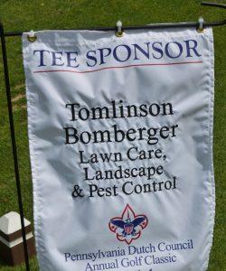 2014 Golf Classic Tee