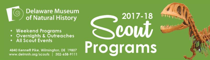 Delaware Museum Scout Program